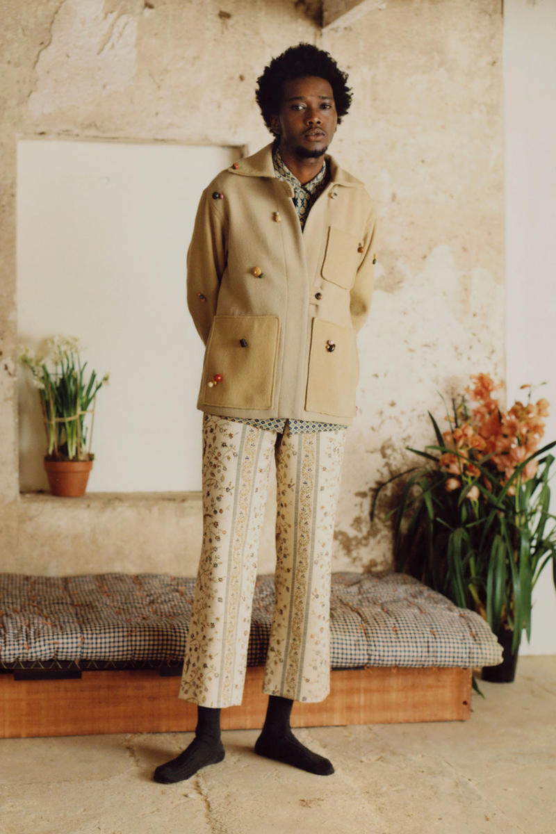 Bode Fall Winter 2018 Lookbook collection