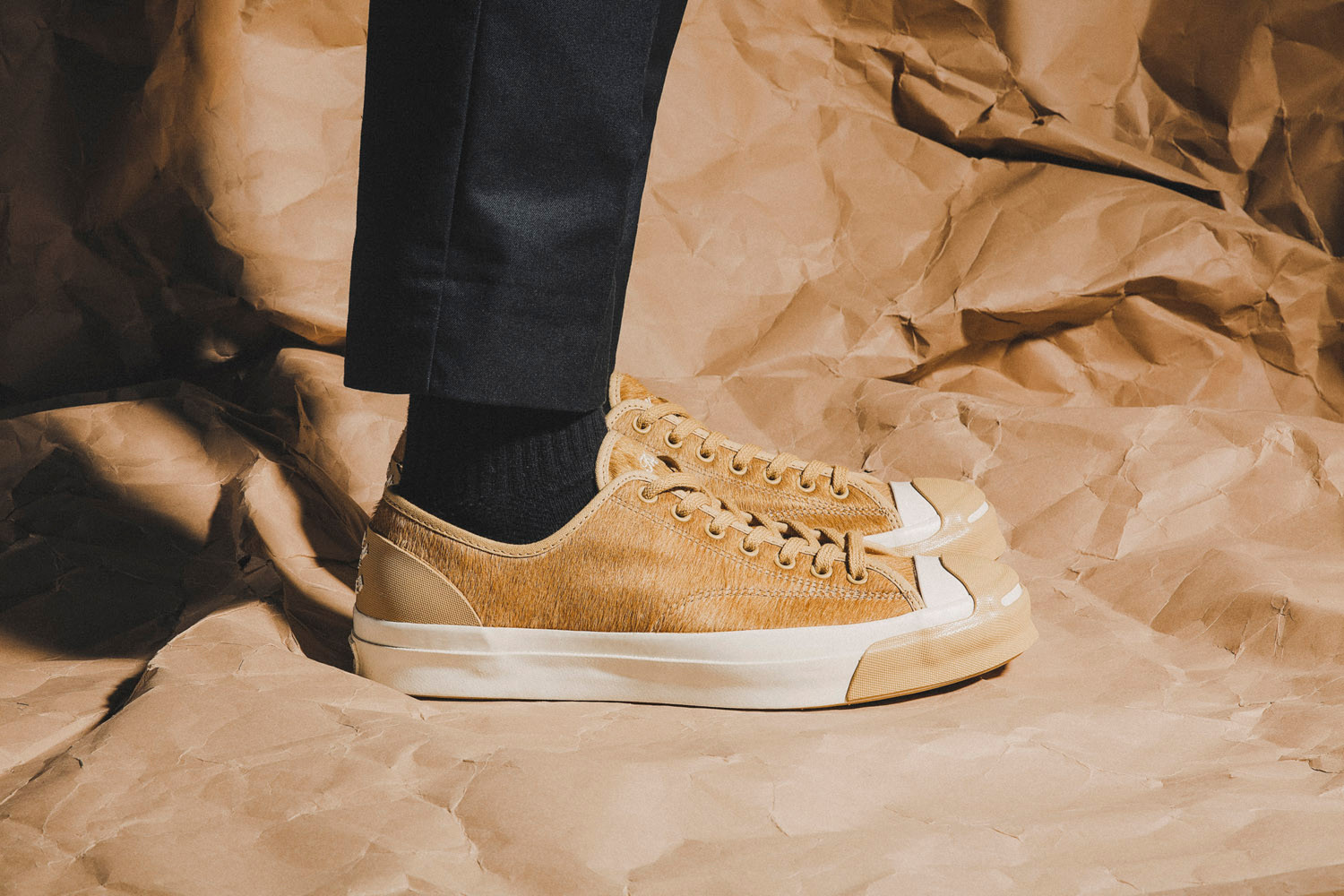 BornxRaised x Converse Jack Purcell