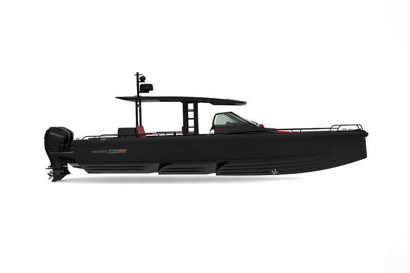 Brabus Shadow 800 Boat Available Buy $495000 USD Axopar