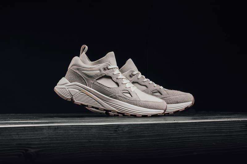 Brandblack Aura Collection Runner Sneaker White/Mauve Colorway Black/Brown Colorway White/Aqua Colorway Vibram Sole