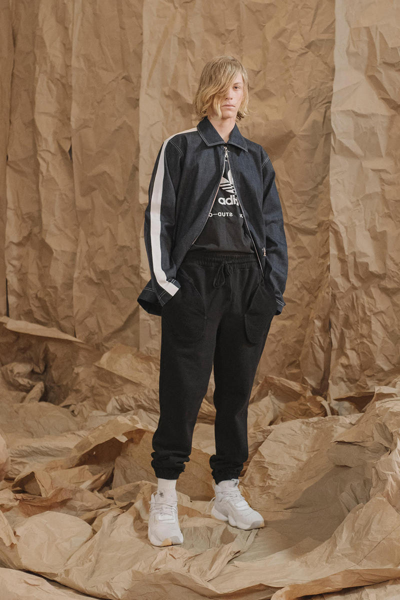 Bristol Studio 2018 Fall Winter Lookbook adidas