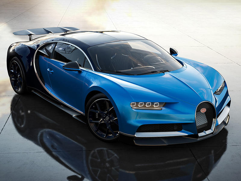 Bugatti Chiron Added To Forza Motorsport 7 Hypebeast