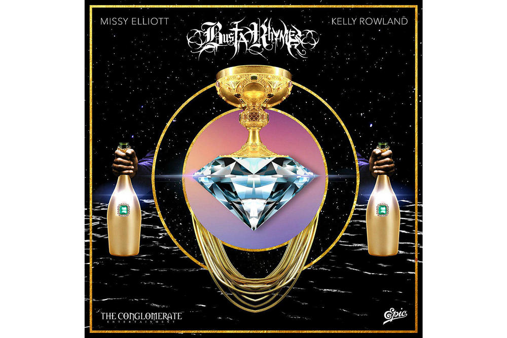 Busta Rhymes Missy Elliott Kelly Rowland Get It Single Stream 2018 february 2 release date info premiere itunes apple music spotify tidal soundcloud
