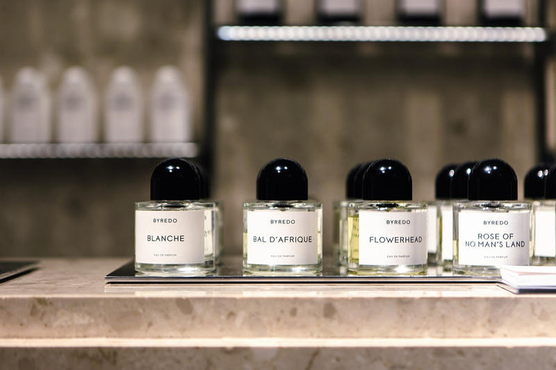 Byredo Ben Gorham A.P.C. Aesop London Soho Townhouse Store Business of Fashion