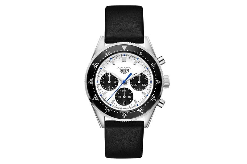 Calibre 11 Tag Heuer Jo Siffert Autavia Watch Watches Timepiece Jack Heuer