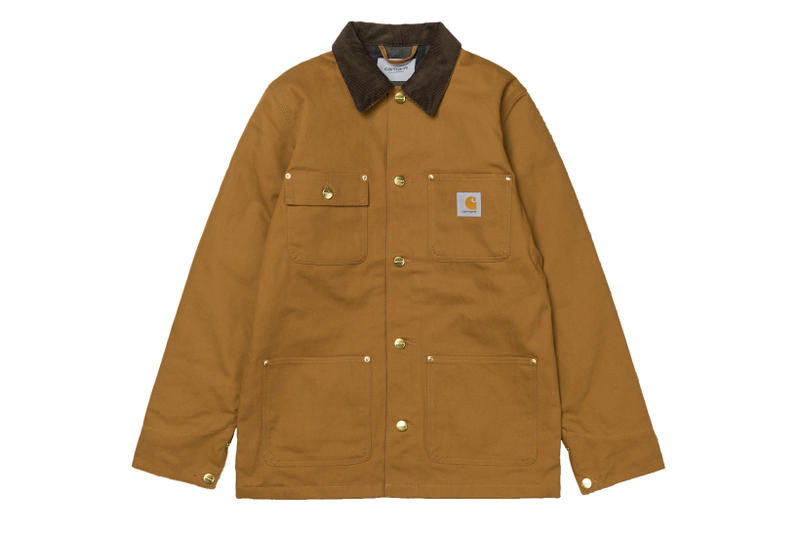 Need Supply Japan Carhartt WIP Chore Coat Event pop-up anniversary 100 2017 1917 archive dj muro book shop 100th