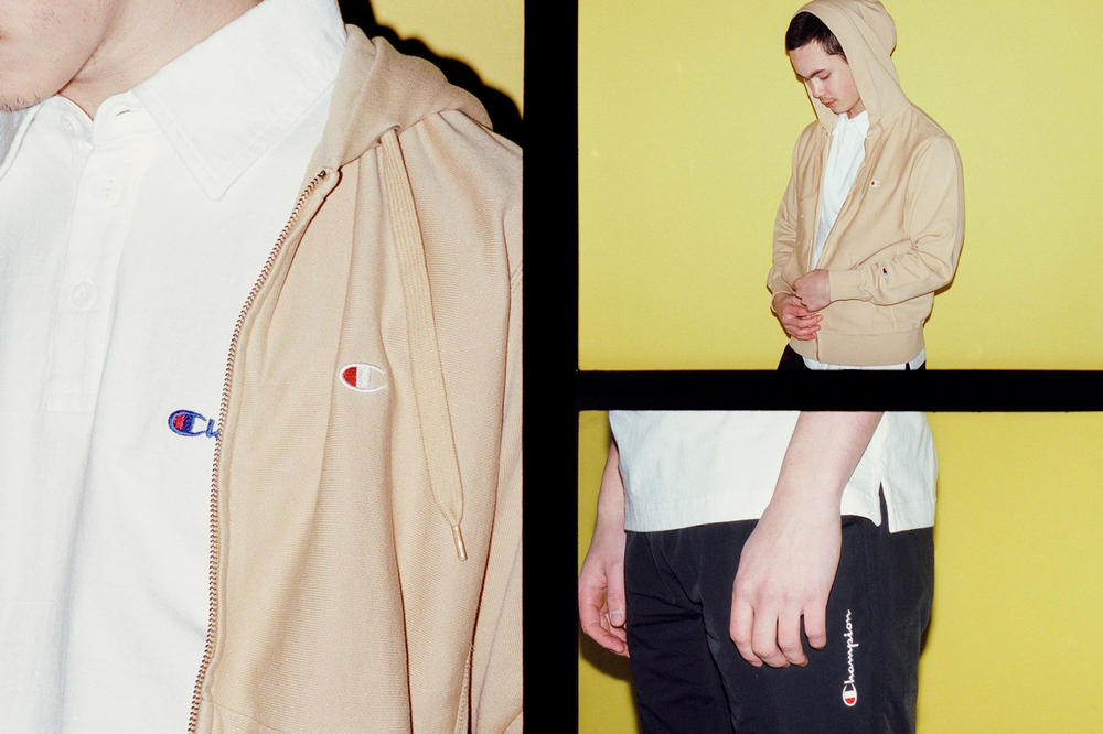Champion Japan Spring/Summer 2018 collection Lookbook korea release date purchase