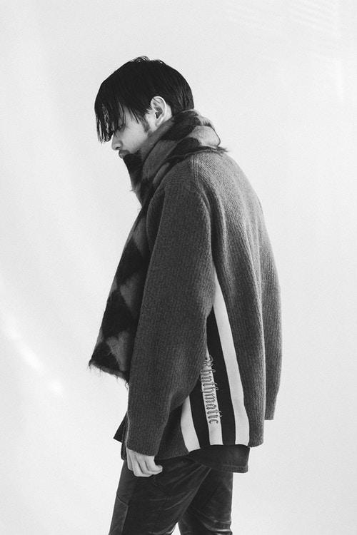 Children of the Discordance Fall Winter 2018 Lookbook collection