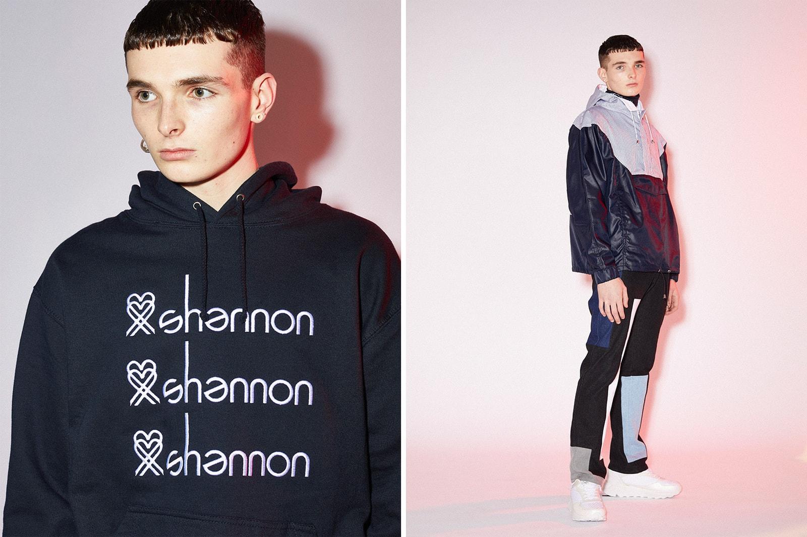 Christopher Shannon Fall/Winter 2018 London Fashion Week: Men's Hi-Tec Interview