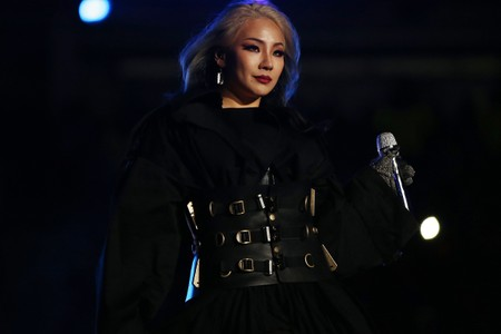 CL Gets Fitted by Juun.J for Her 2018 PyeongChang Winter Olympics Performance