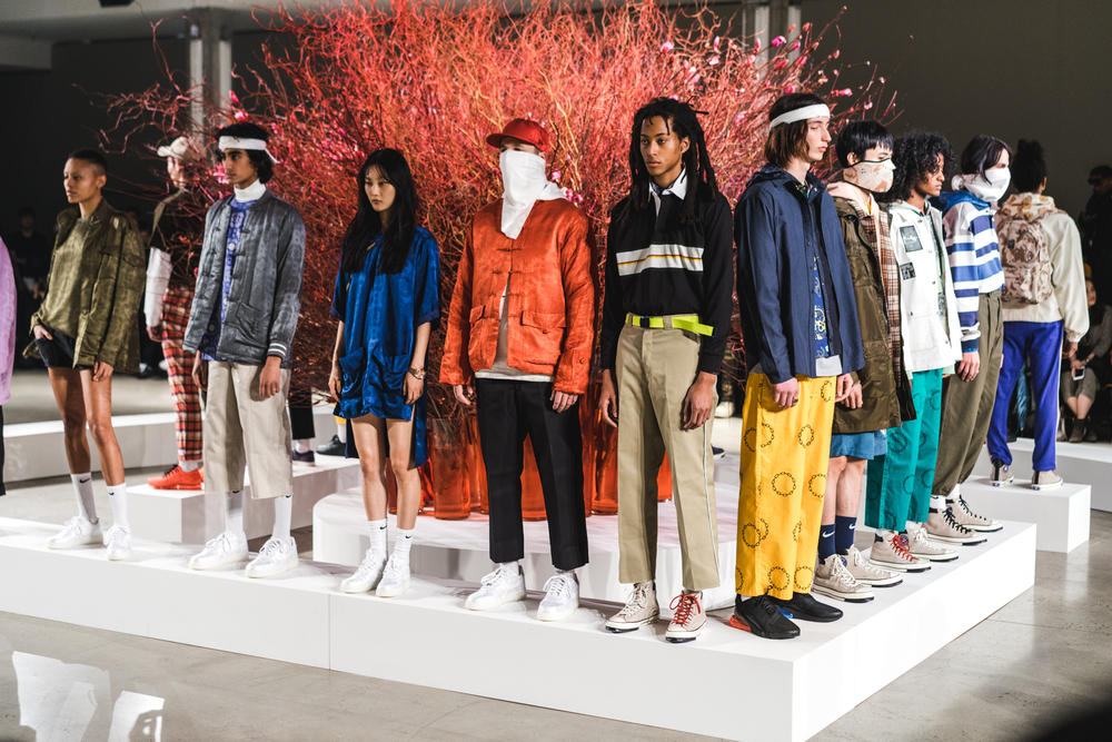 CLOT 15-Year Anniversary Collection New York Fashion Week 2018