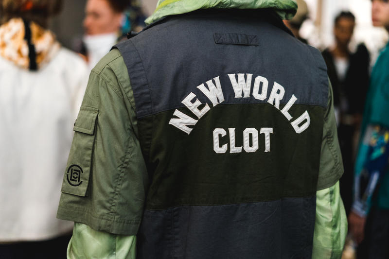 CLOT 15-Year Anniversary Collection New York Fashion Week 2018