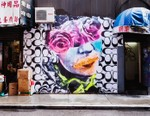 Coach Enlists Legendary NYC Artists for Striking Public Murals