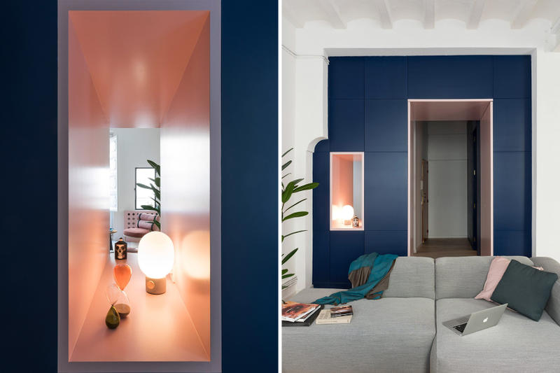 Pastel Interieur Barcelona : Colombo serboli architecture barcelona apartment hypebeast