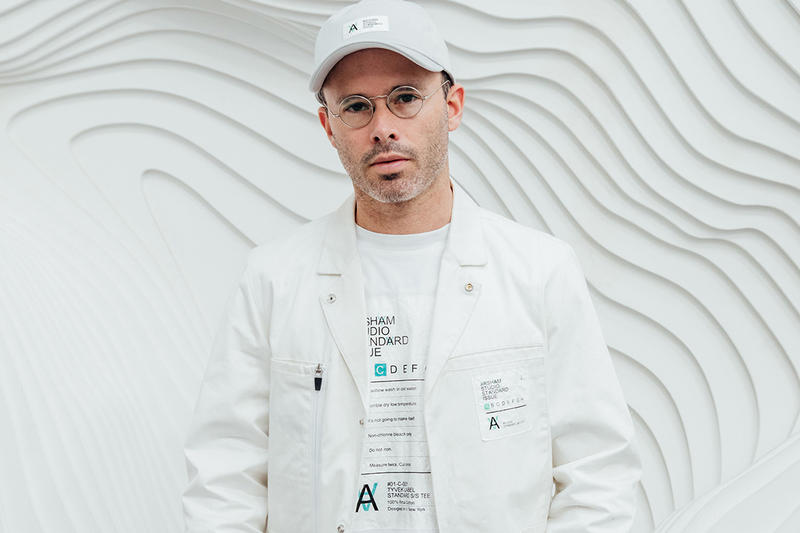 Daniel Arsham Mandatory Induction Guidelines Event exhibition display 2018 cooper march 5