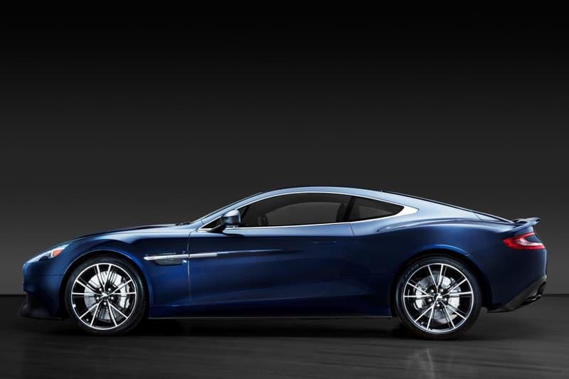 Daniel Craig James Bond 007 2014 Aston Martin Vanquish Auction numbered christies