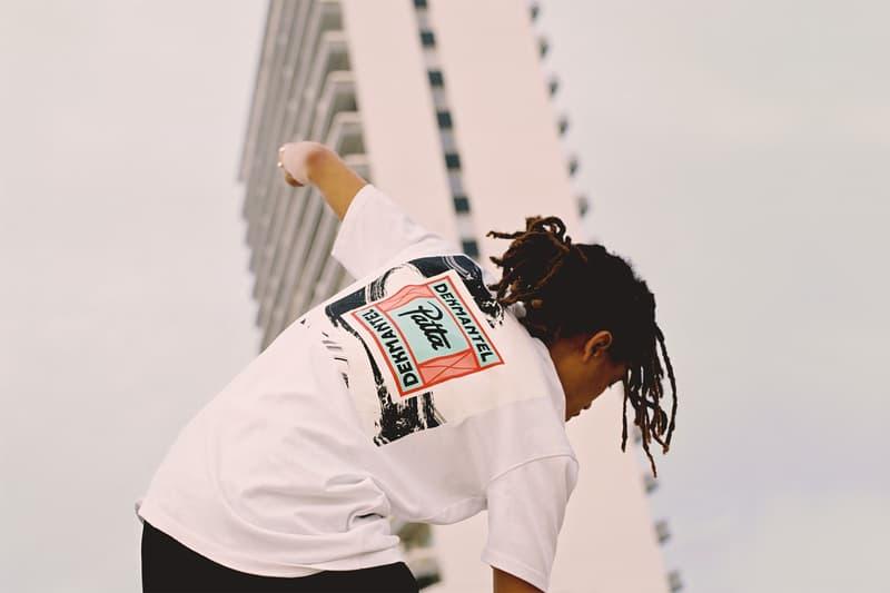 Dekmantel Festival Sao Paulo Patta T Shirt 2018 march 2 friday release date info drop