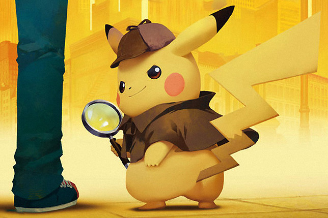 Detective Pikachu 3ds Game English Trailer Hypebeast