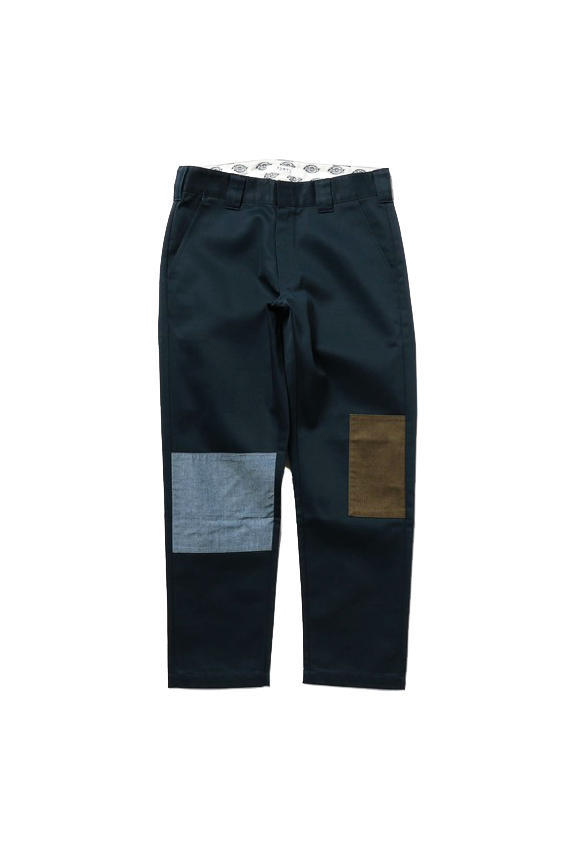 FDMTL Dickies Patchwork Collaboration Collection Japan coveralls work pants