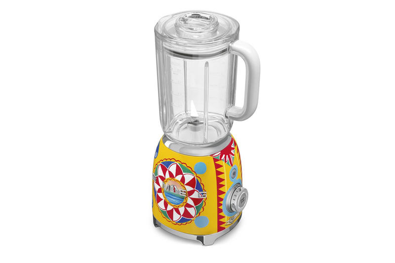 Dolce & Gabbana Kitchen Appliances Pre-Order Toaster Kettle coffee maker blender mixer