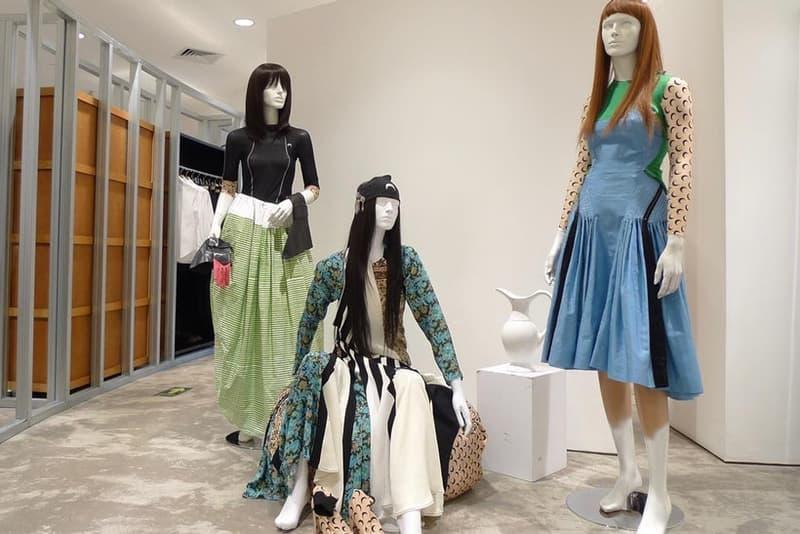 Dover Street Market Beijing China Grand Opening Store Address Brands Website