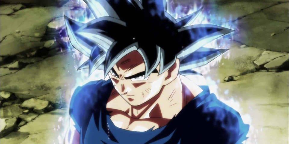 Dragon Ball Super Goku Ultra Instinct Mastered Hypebeast