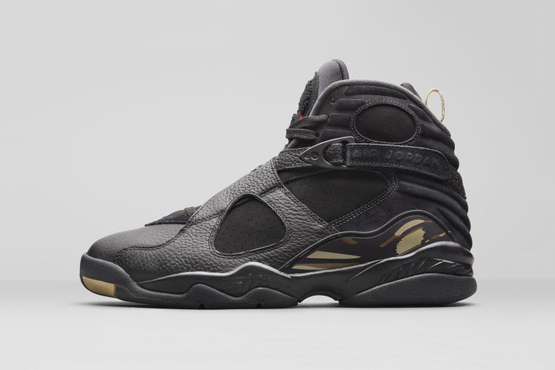 12efb2284fe8 Drake OVO Air Jordan 8 Retro Black and White Sneakers Mens Shoes release  info date drops