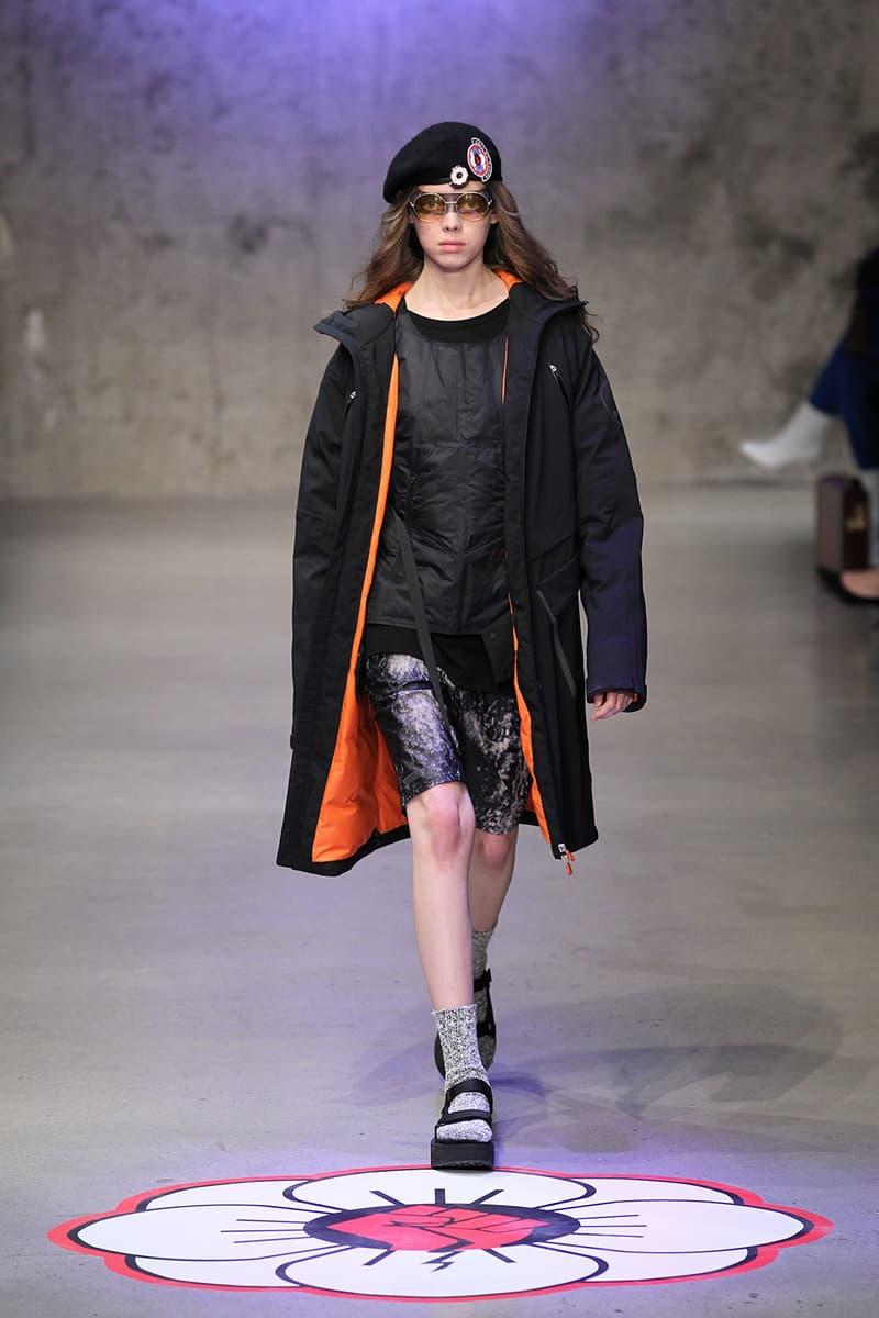 Dyne Fall Winter 2018 new york fashion week mens runway show