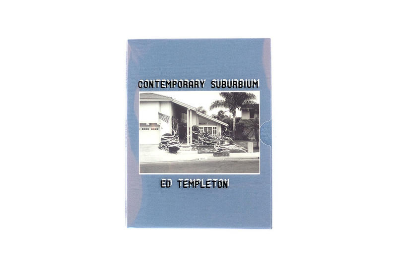 Ed Templeton Deanna Templeton Contemporary Suburbium Photography Nazraeli Press Toy Machine Book Huntington Beach California