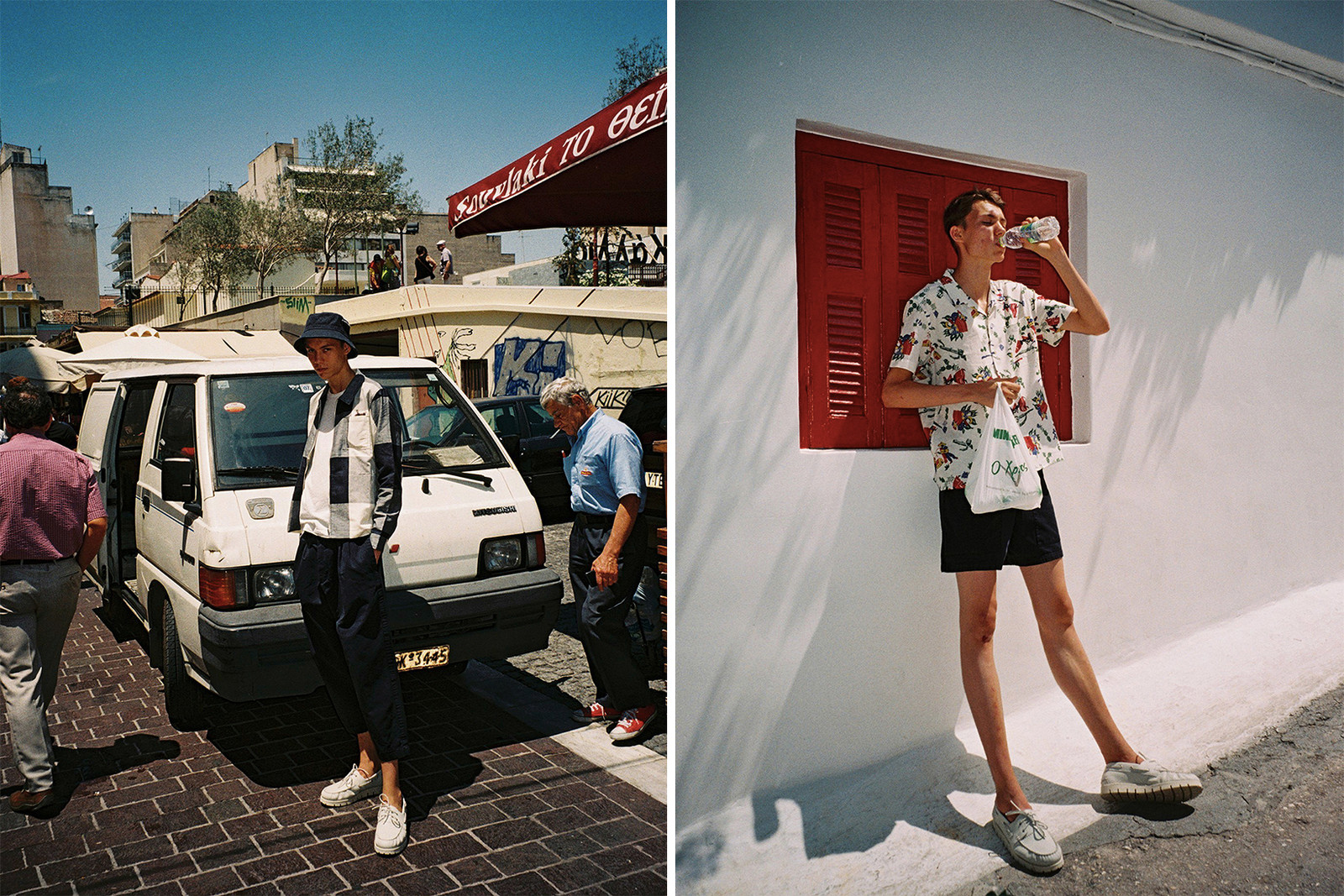 424 Slam Jam adidas Raf Simons Ozweego III Alpha Industries adidas Originals EQT Hummel Marathona OG Norse Projects Maharishi P.E. Nation Reebok YMC Mita Filling Pieces