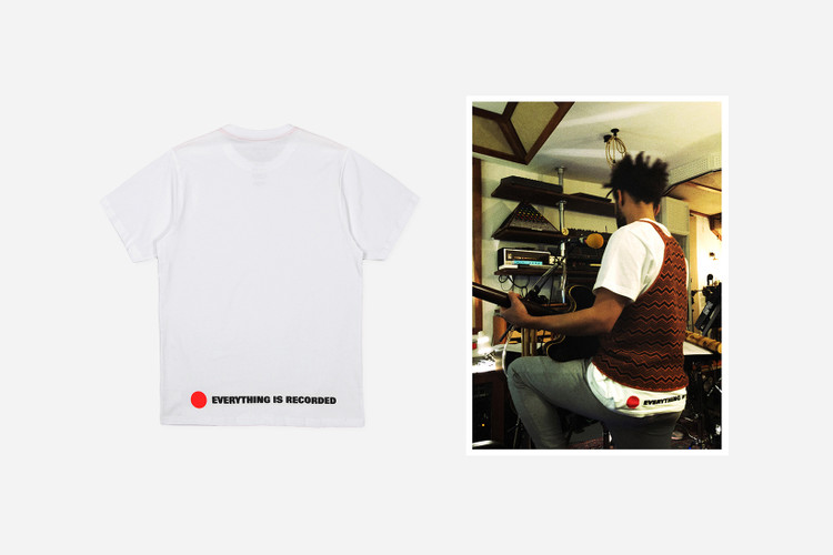 wholesale dealer 4a439 c11ea maharishi Celebrates Everything Is Recorded Album With Exclusive Tee