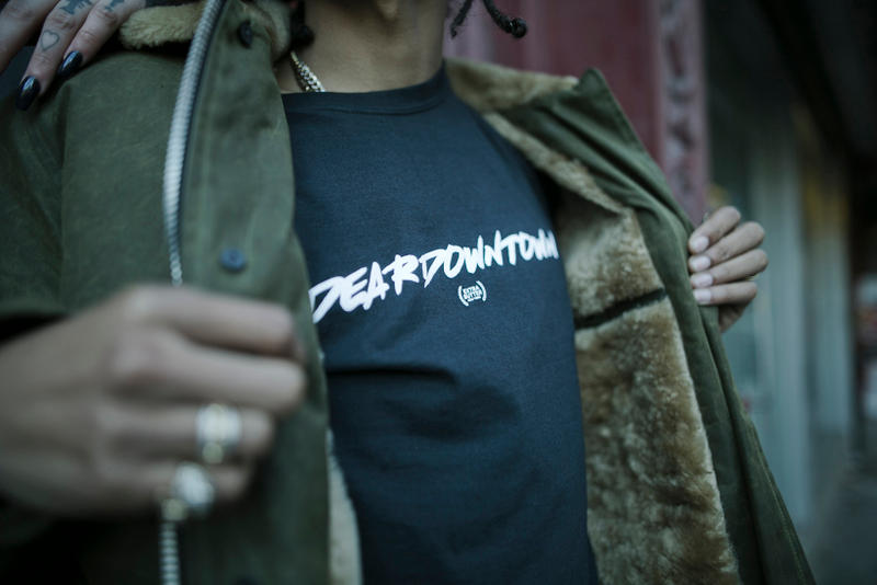 Extra Butter Reebok Dear Downtown Collaboration Capsule Collection 2018 February 24 release date drop lower east side workout plus new york denim