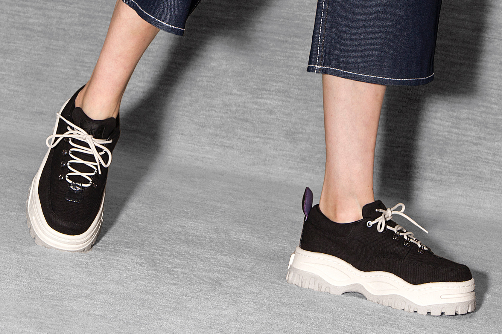 Eytys Unveils Angel Canvas Sneaker