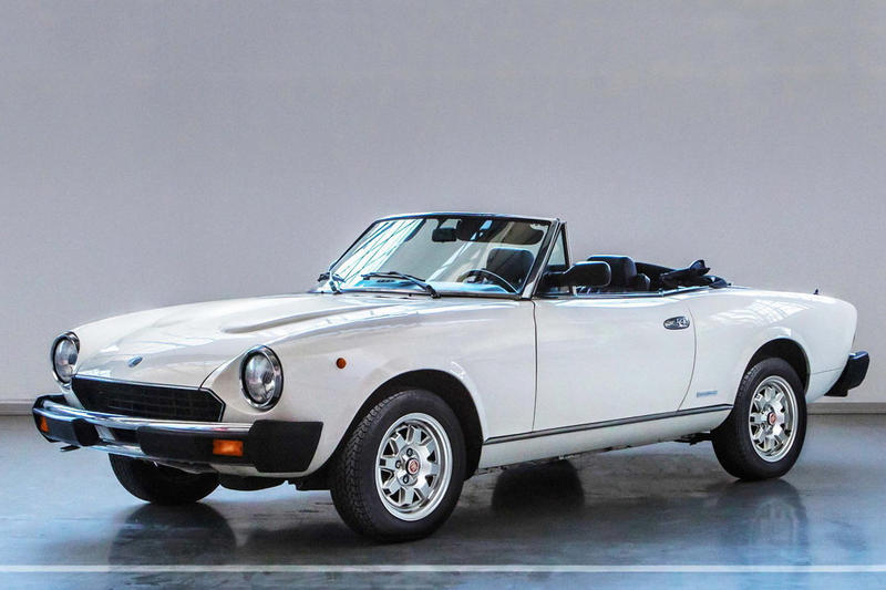 Fiat Chrysler In-House Classic Car Restoration Program Reloaded by Creators Lancia Alfa Romeo Maserati Abarth