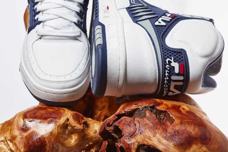 FILA Tourissimo 2018 release info purchase retro sneaker