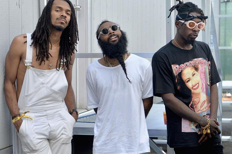 Flatbush Zombies 2018 North American Tour united states canada kirk knight nick caution see you in hell tickets dates