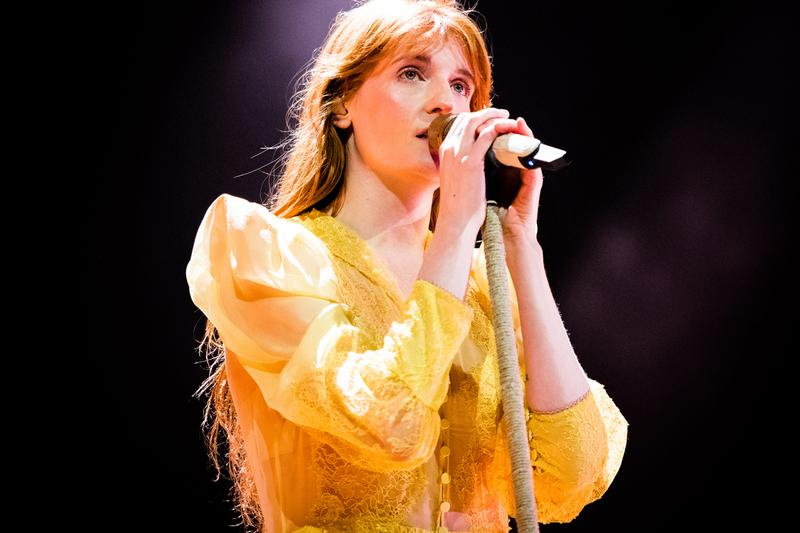 "Florence and The Machine Cover Fleetwood Mac, ""Silver Springs"""