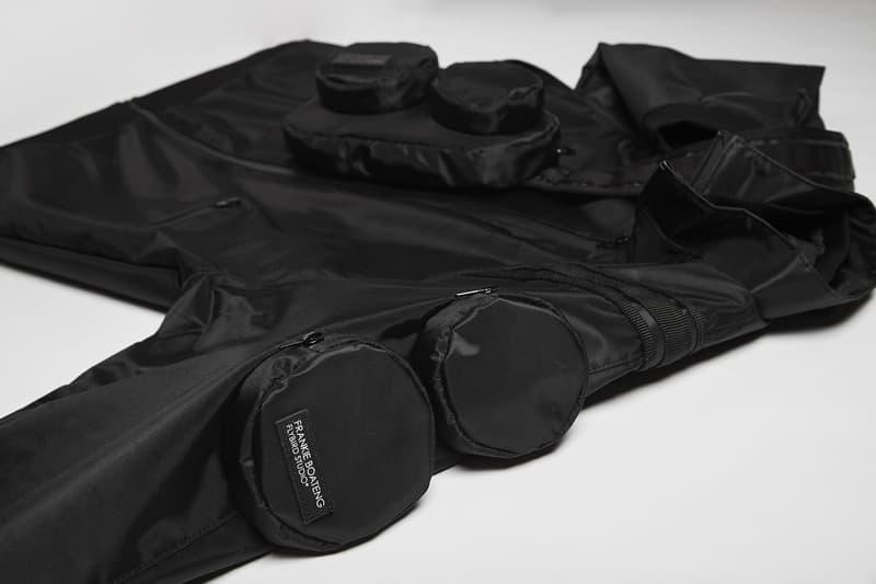 Frankie Boateng HP 01 Concept 2018 february release date info bullet bag jacket gun weapon