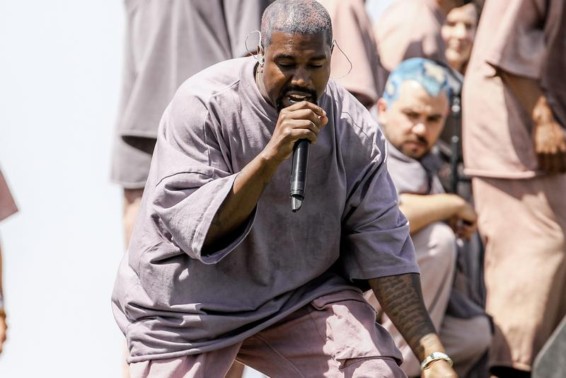 G.O.O.D. Music Kanye West Los Angeles Free Show