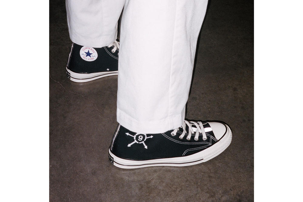 GALLERY 909 Converse Chuck Taylor All Star 70 Footwear Collaboration Shoes Sneakers