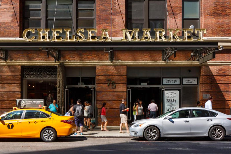 Google nyc chelsea market new york city $2 billion usd