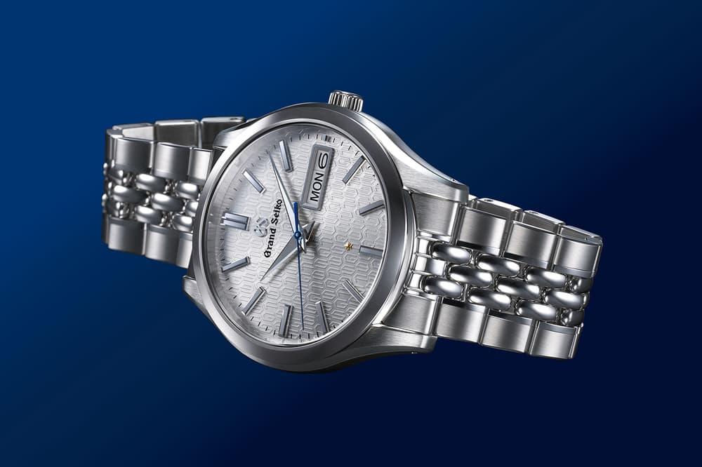 Grand Seiko 9F 25th Anniversary Limited Edition Watch