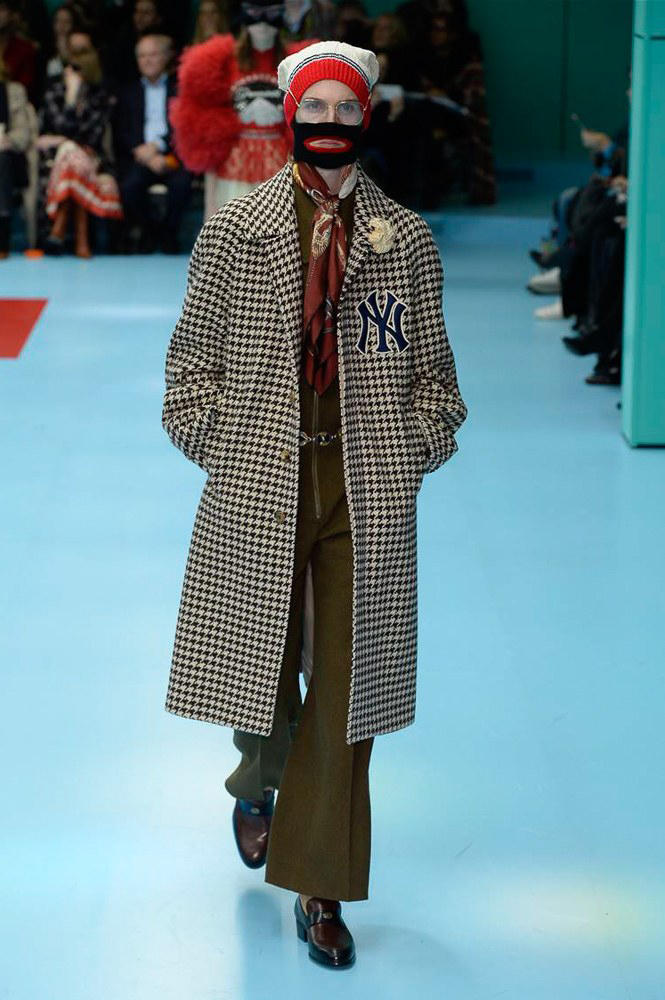 Gucci 2018 Fall Winter Collection Runway Fashion Week Men's Womens Alessandro Michele vogue
