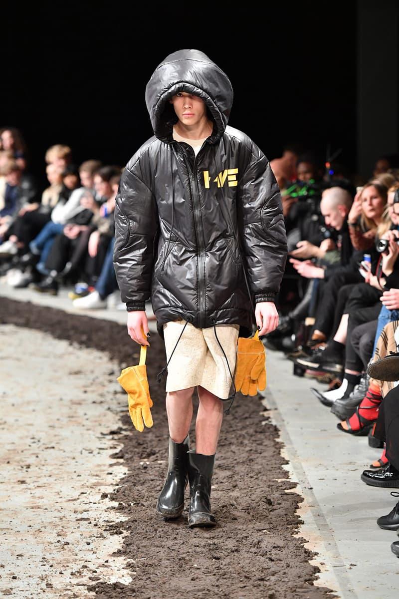 Hærværk Fall Winter 2018 Collection Runway Copenhagen Fashion Week