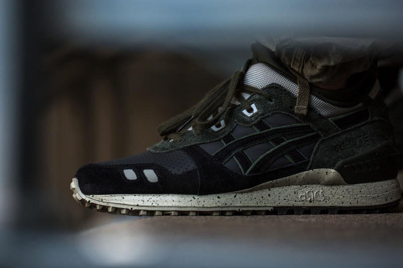 HAVEN ASICS GEL Lyte III MT mid top collaboration 2018 february 17 release date info sneakers shoes footwear canada