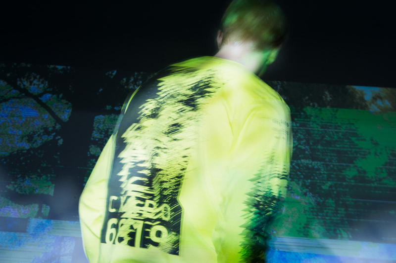 HAVEN Stone Island Spring Summer 2018 Editorial Shadow Project
