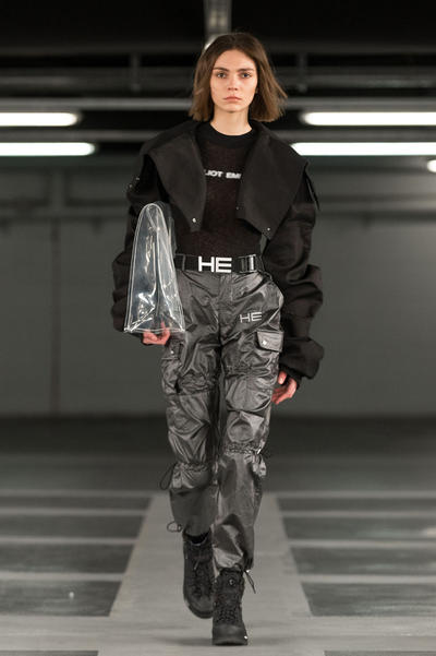 HELIOT EMIL 2018 Fall Winter Collection Runway INTENDED CONSEQUENCES juul brothers julius victor copenhagen