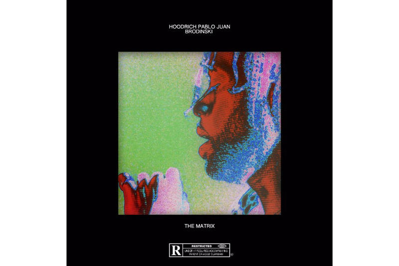 Hoodrich Pablo Juan Brodinski The Matrix EP Atlanta album stream