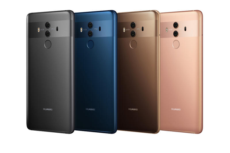 Huawei Mate 10 Fake Reviews Unreleased Phone