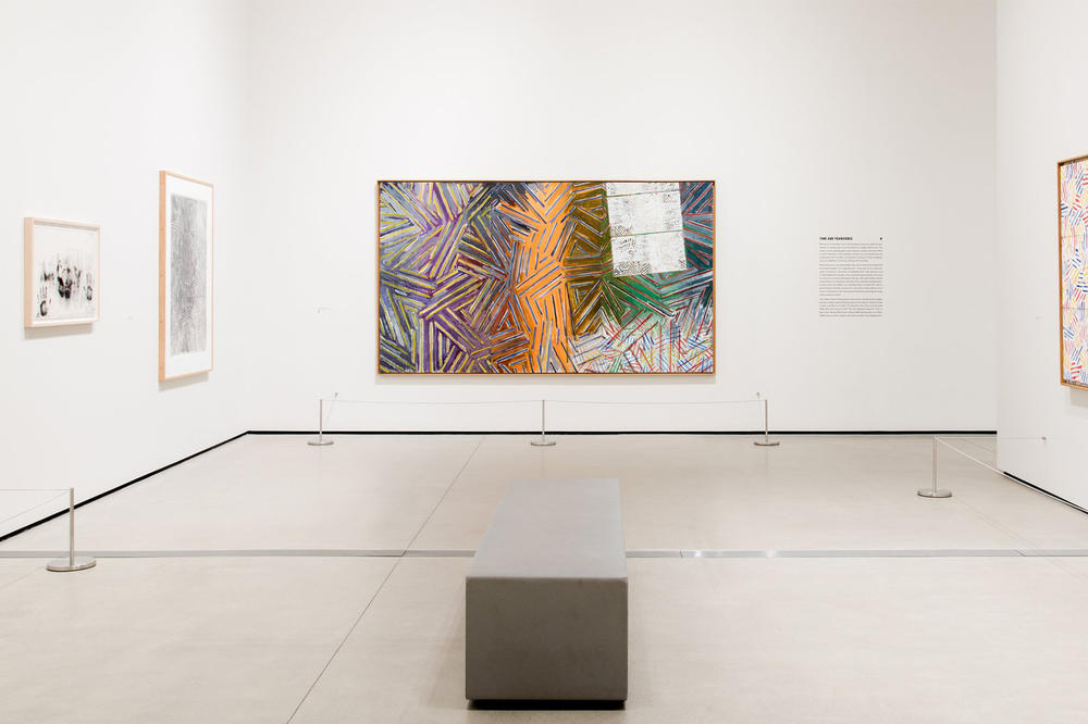 Jasper Johns Broad Retrospective Something Resembling Truth new york times 2018 feburary 10 may 13